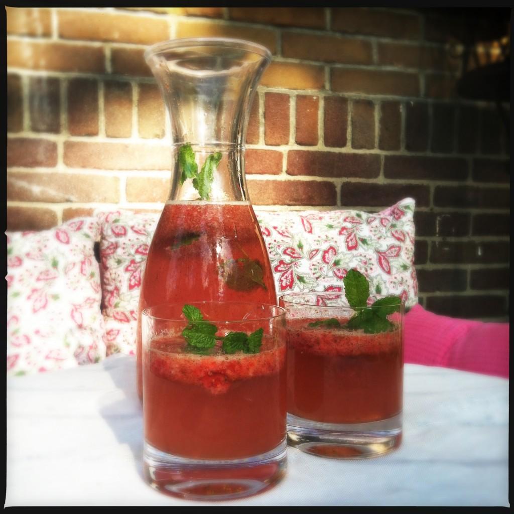 Sparkling Mint Lemonade Recipes — Dishmaps