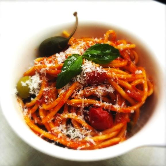 Spaghetti-a-la-Puttanesca