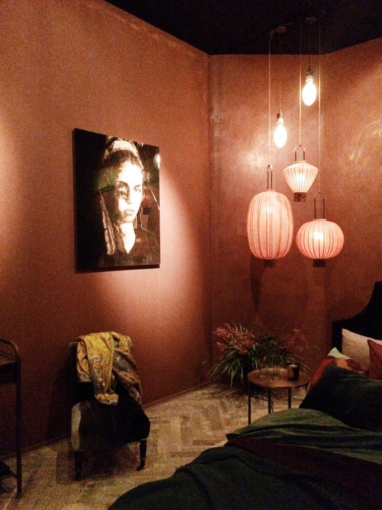 Salon residence laren 2015 made by ellen - Stoffering salon verblijf ...