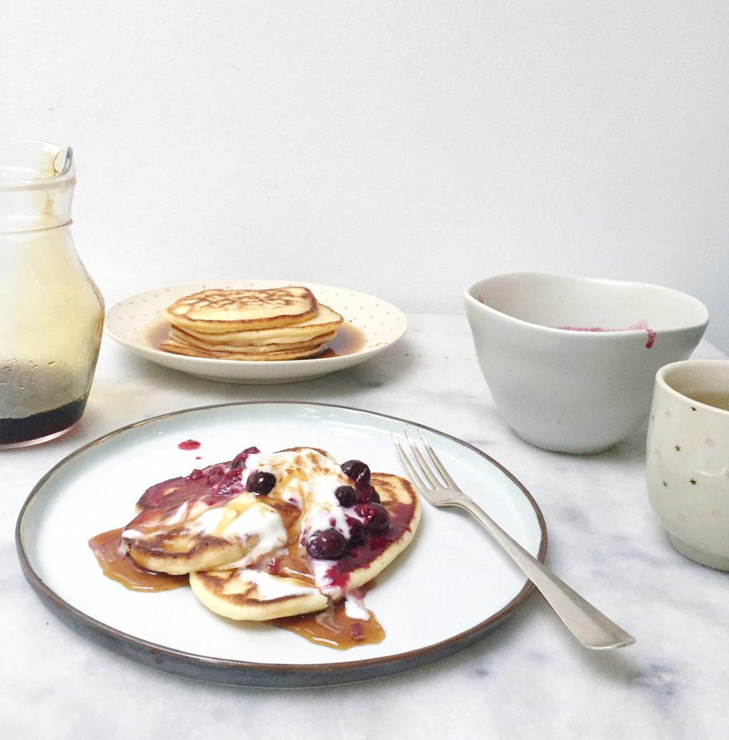 Pancakes recept - zó maak je de lekkerste pancakes   Made ... American Pancakes Recept