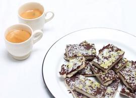 No bake chocolade koekjes met amandelen made by ellen
