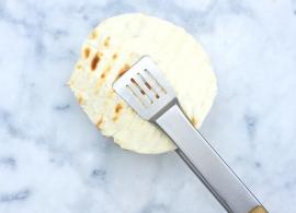 Tortilla maken op de BBQ made by ellen