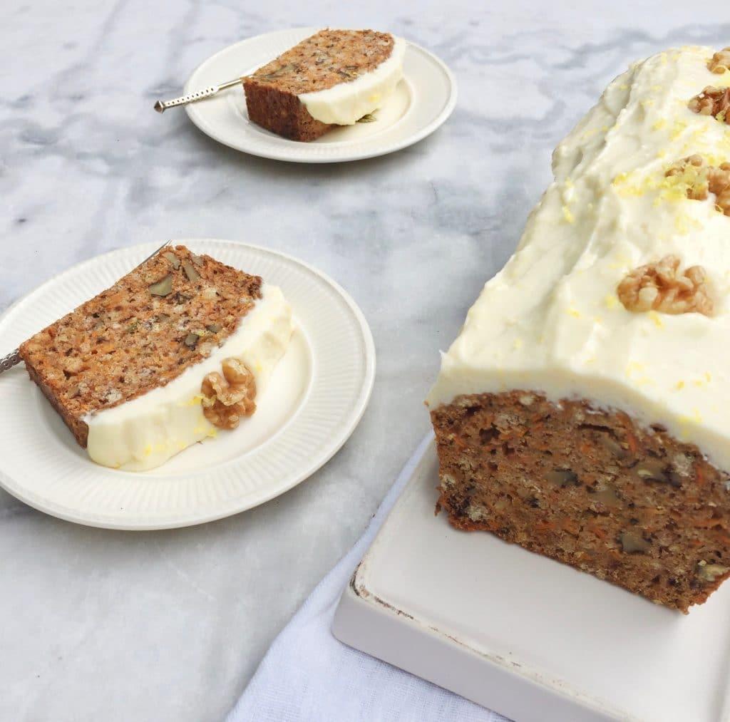 worteltjes cake recept