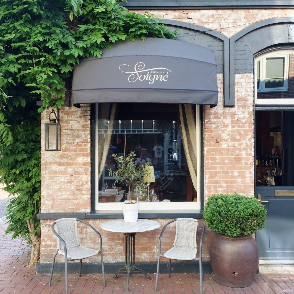 Kookworkshop Soigne Michelinster restaurant Bussum + winactie