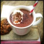 Échte hot chocolate