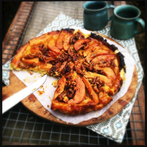 Recept zoet-hartige tarte tatin made by ellen