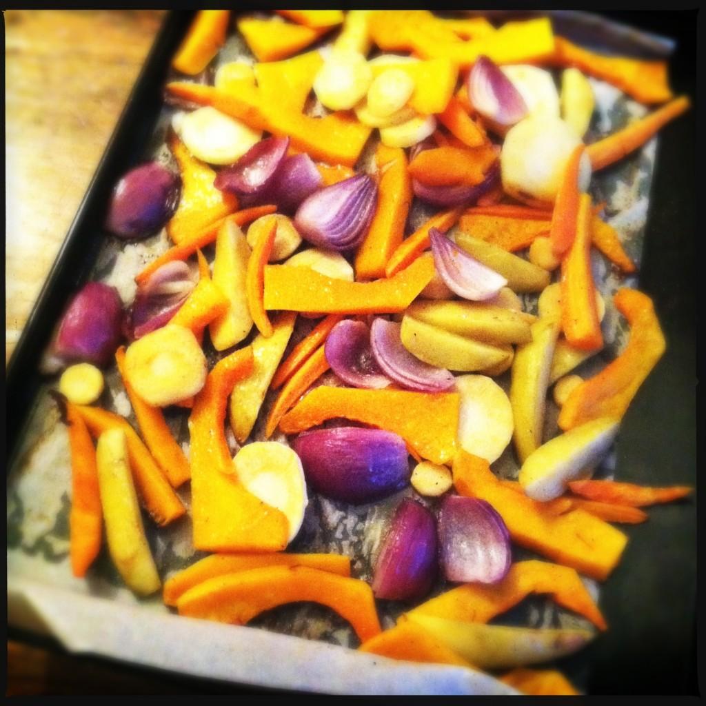 recept groente oven