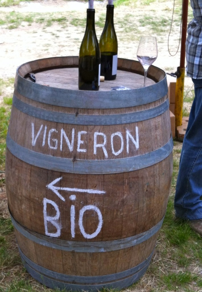 Bio wijn made by ellen