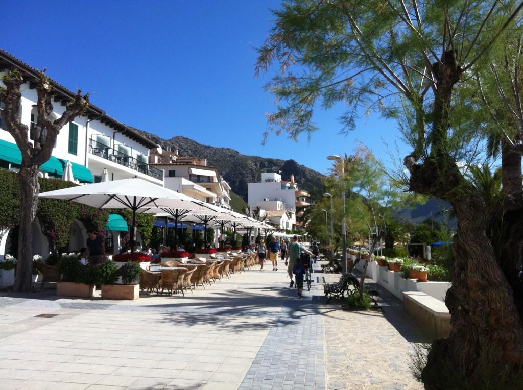 Boulevard Pollenca Made by Ellen