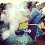 Blog Jamie: De big green egg