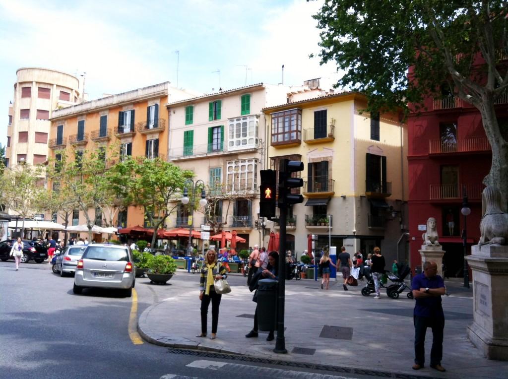 Palma stad Made by Ellen