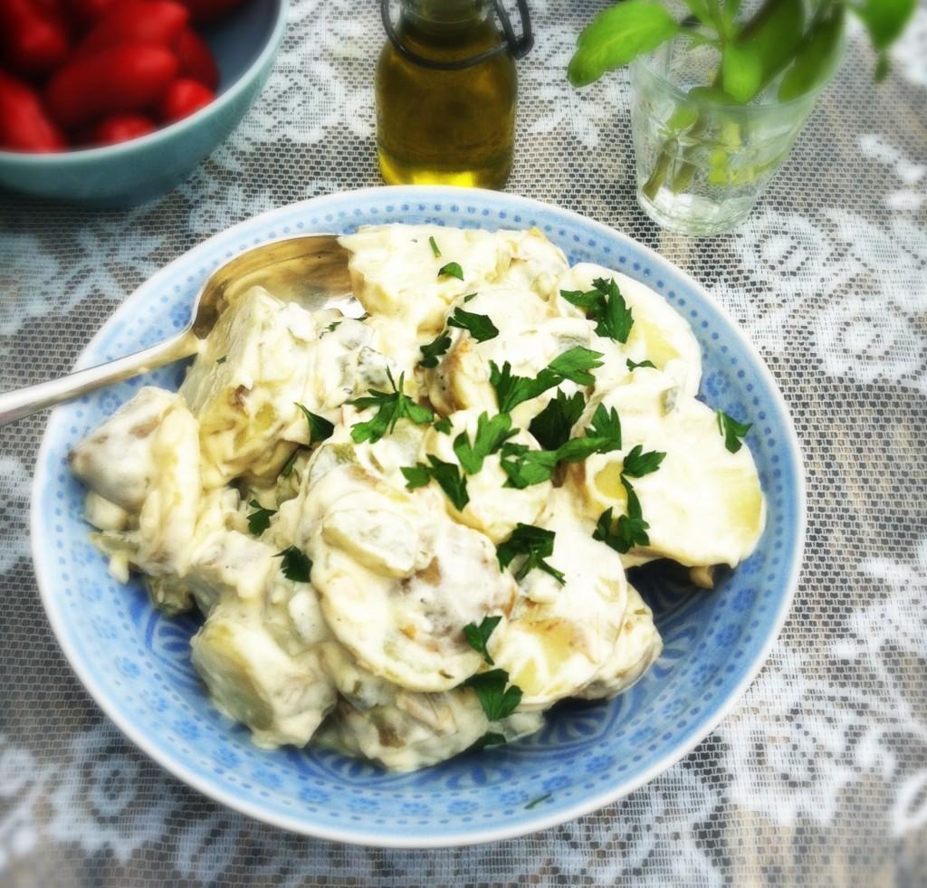 Aardappelsalade Made by Ellen