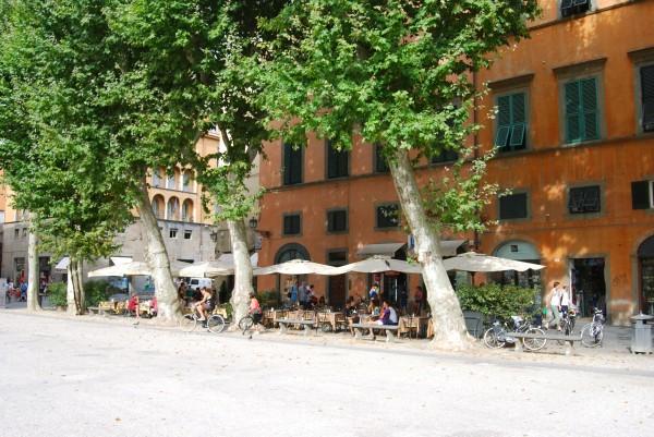 Heerlijke terrasjes Luca Italie Made by Ellen