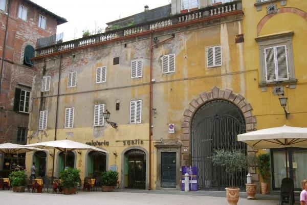 Luca Toscane Made by Ellen