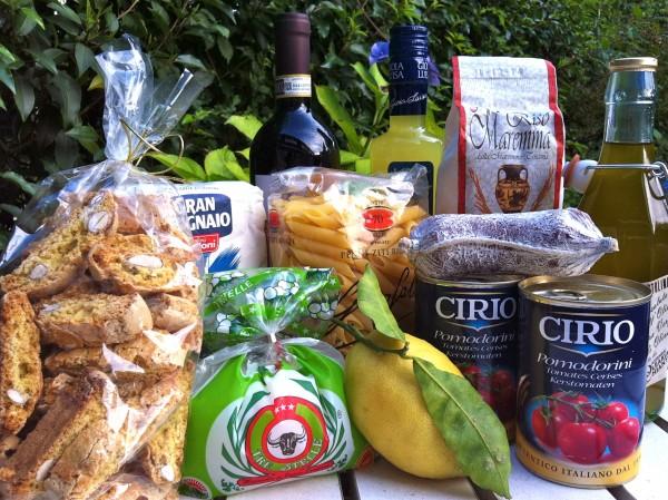 Winactie Italiaans foodpakket Made by Ellen