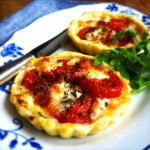 Hartige taart met tomaten & feta made by ellen