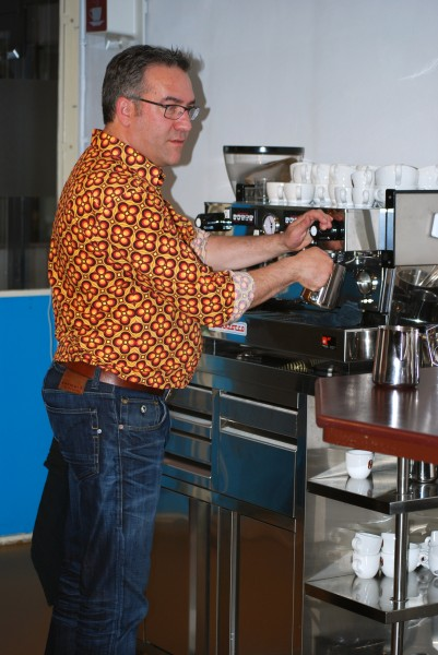 Joost Leopold Koffieschool made by Ellen
