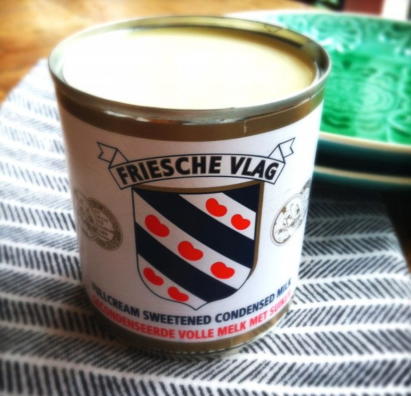 Gecondenseerde melk made by ellen