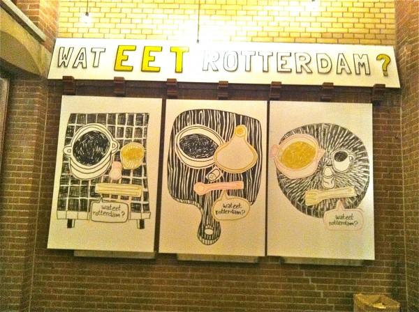 Wat eet Rotterdam Made by Ellen