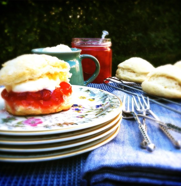 klassieke scones Made by Ellen
