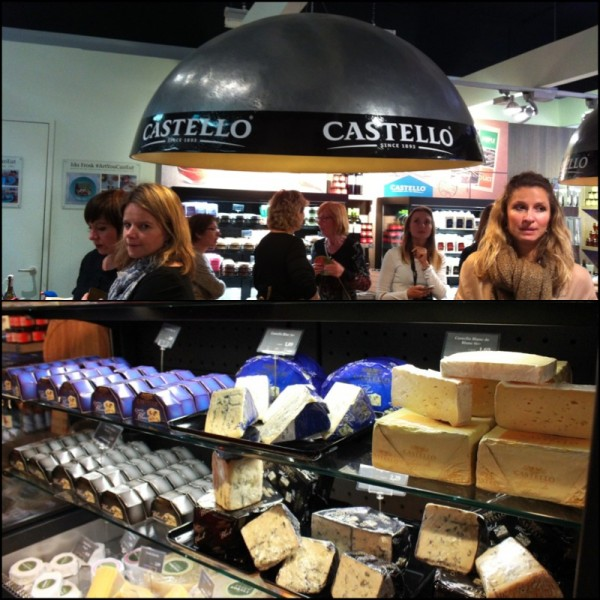 Castello cheese pop-up store Den Haag Made by Ellen