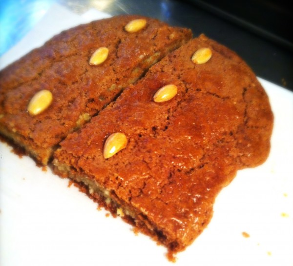 Mister Kitchen's gevulde speculaas made by ellen
