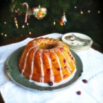 tulband cake met cranberry & noten made by ellen