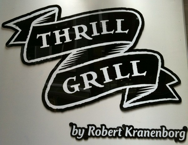Thrill grill by Robert Kranenborg Made by Ellen