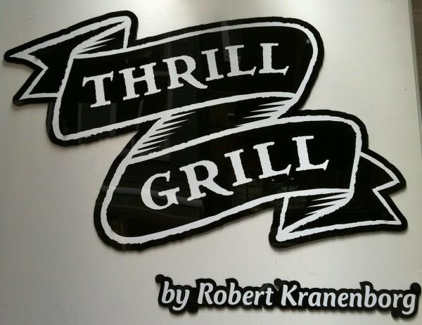 Thrill grill by Robert Kranenborg Made by Ellen