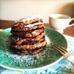 bananen pancakes recepten made by ellen