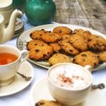 Havermout koekjes maken met rozijnen