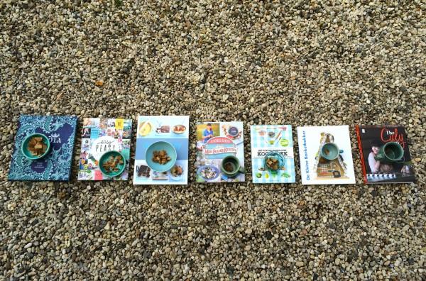 Kookboeken loting made by ellen