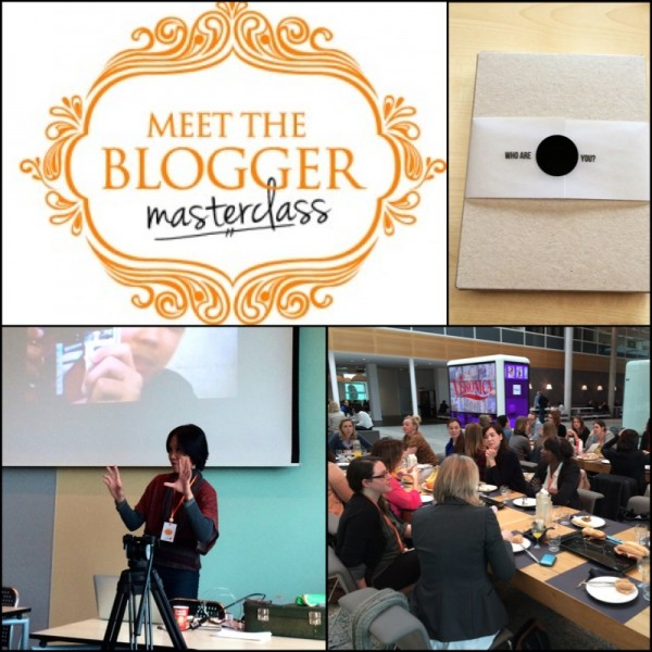 Meet the Blogger Masterclass