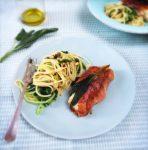 Spaghetti met raapstelen & kappertjes made by ellen