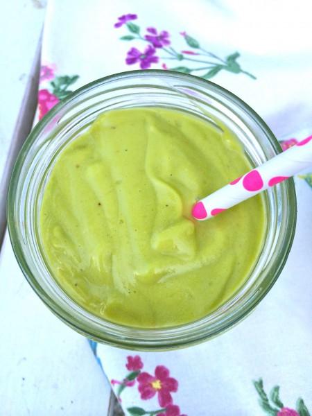groene smoothie ade by ellen