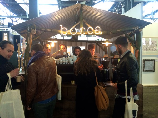 amsterdam coffee festival made by ellen