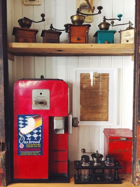 Koffiebar Expresszo in Middelburg made by ellen