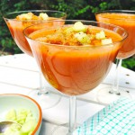 Gazpacho soep made by ellen