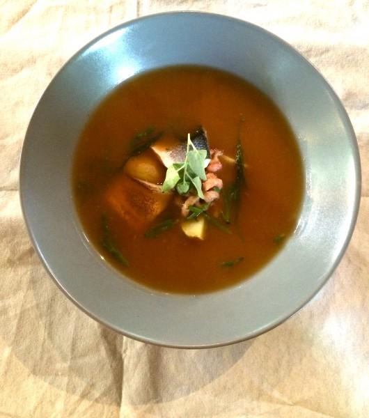 Zeelandse bouillabaise soep made by ellen
