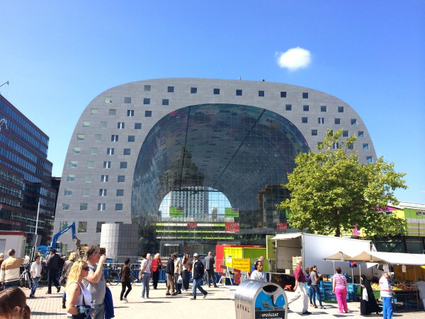 markthal rotterdam made by ellen