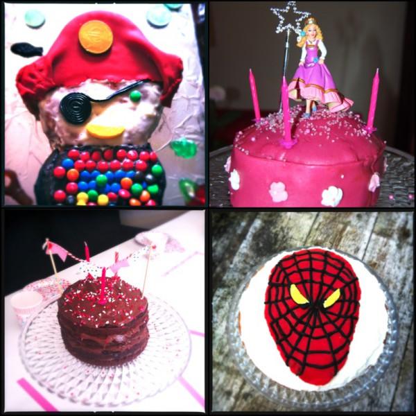 Kinderverjaardag vieren - fun maar ook makkelijk made by ellen