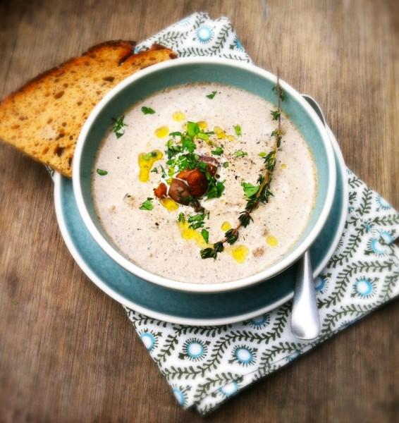 8x soep recepten voor de herfst