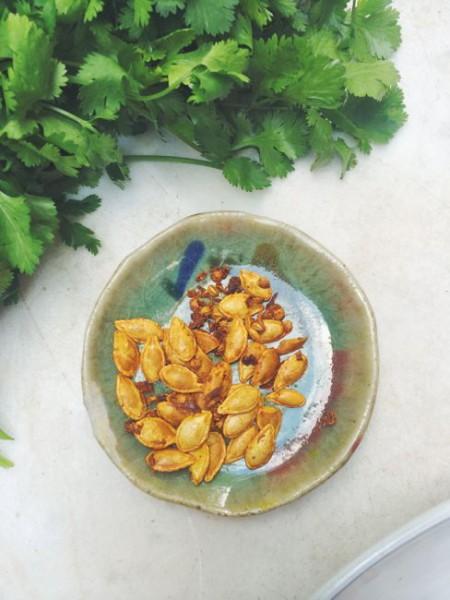 Geroosterde pompoen uit de oven made by ellen