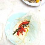 Vispakketje uit de oven met boekweit salade made by ellen