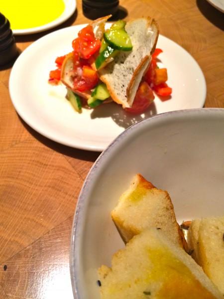 5&33 Mediterraan eten - in hartje Amsterdam made by ellen