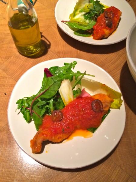 5&33 mediterraans eten in hartje amsterdam made by ellen
