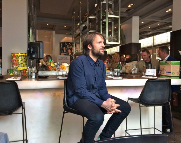 Rene Redzepi: A work in progress made by ellen
