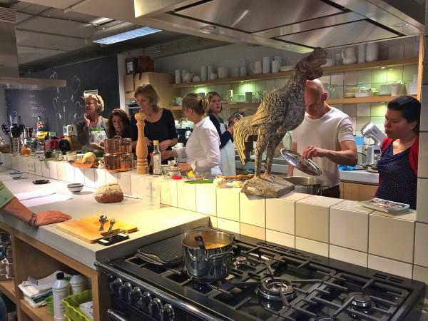 Kookworkshops bij Nijhof in Baarn made by ellen