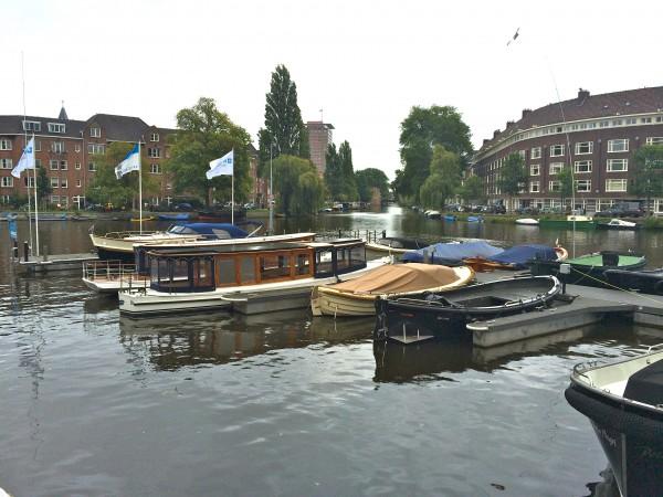 LaSirene restaurant Amsterdam Made by Ellen
