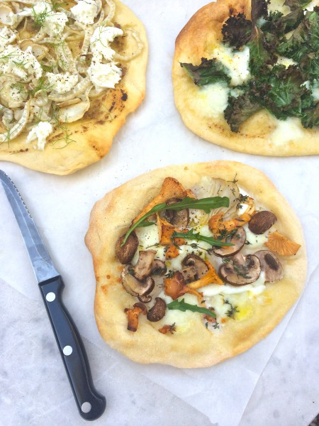 Pizza maken met je eigen favoriete topping made by ellen